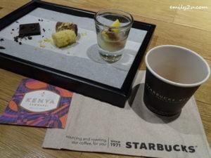 6 Starbucks Reserve
