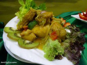9 Ayam Masak Halia