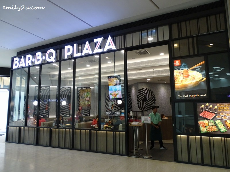 Bar.B.Q Plaza, SkyAvenue