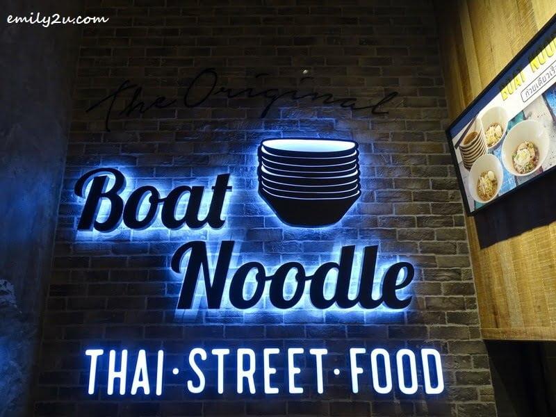 Boat Noodle, SkyAvenue
