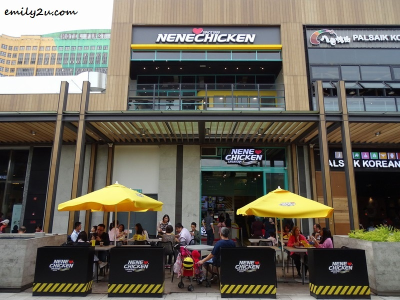 NeNe Chicken, SkyAvenue