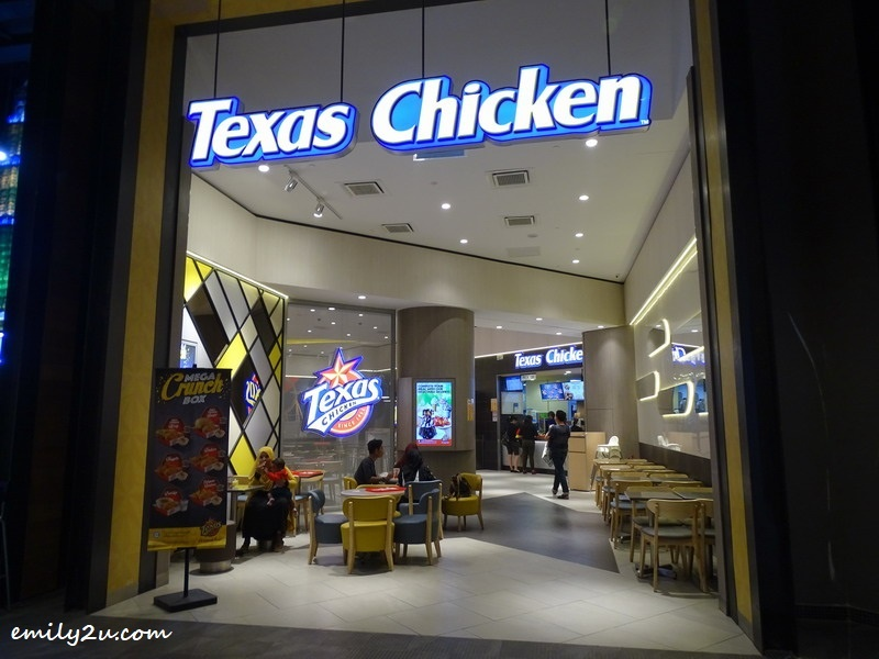 Texas Chicken, SkyAvenue