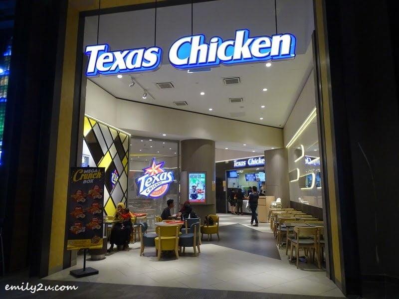 Texas Chicken, SkyAvenue