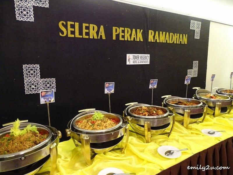 Selera Perak Ramadan Tower Regency Hotel