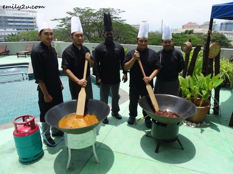 kawah-style cooking