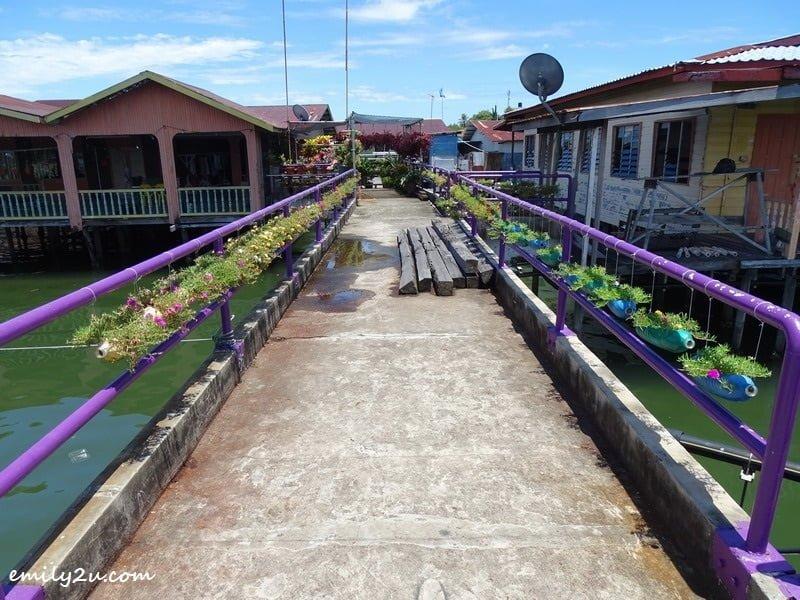 1. welcome to Kampung Patau-Patau 1