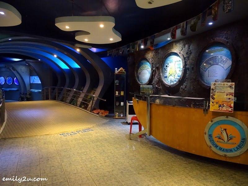 1. Labuan Marine Museum
