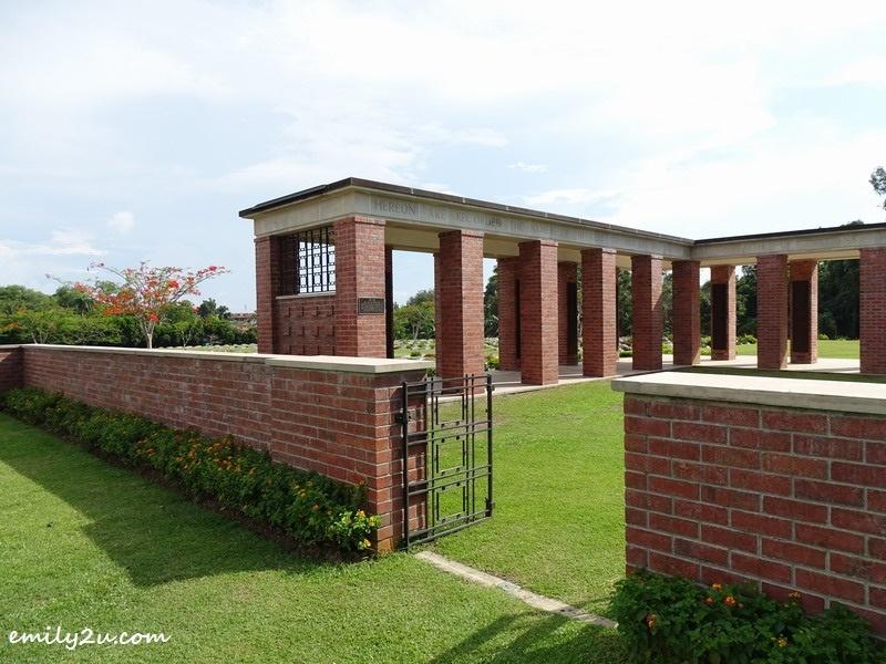 1. The Labuan War Cemetery
