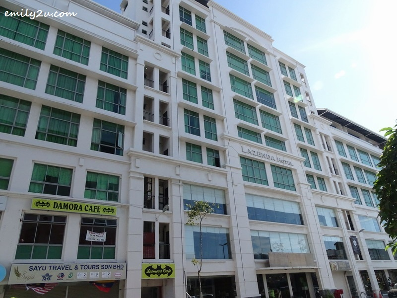 1. Lazenda Hotel, Labuan