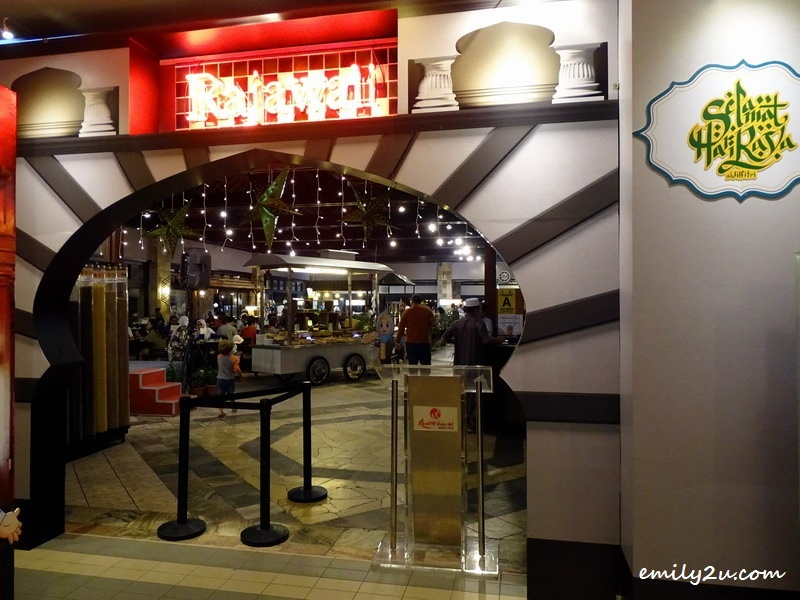 1. Rajawali Coffee House @ Awana Hotel, Resorts World Genting