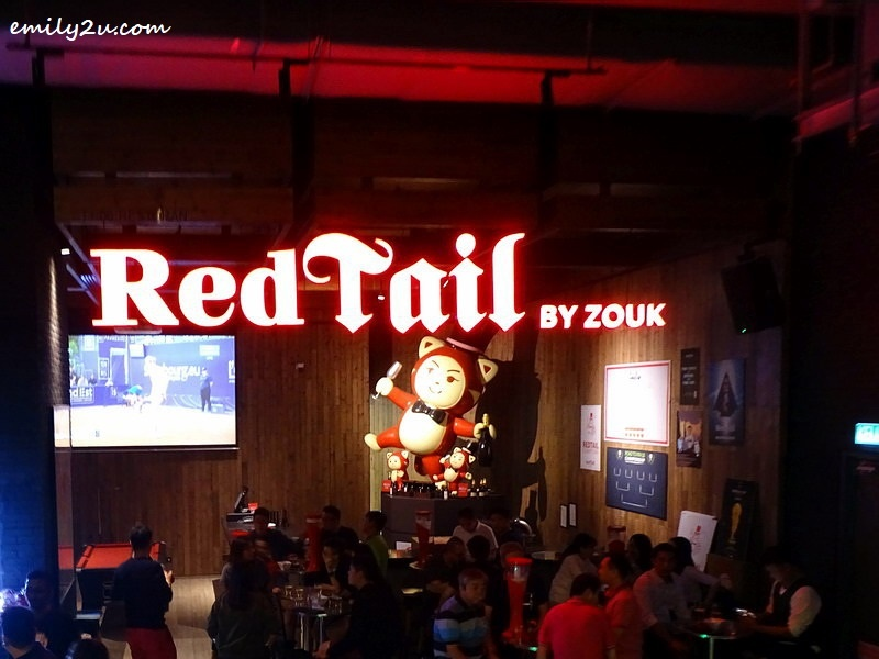 1. RedTail Bar by Zouk