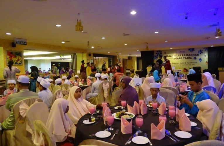 8th Annual Tower Regency Hotel Ramadan CSR Programme