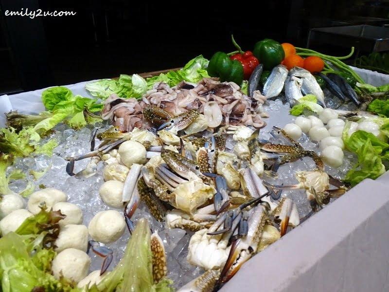 10. fresh seafood