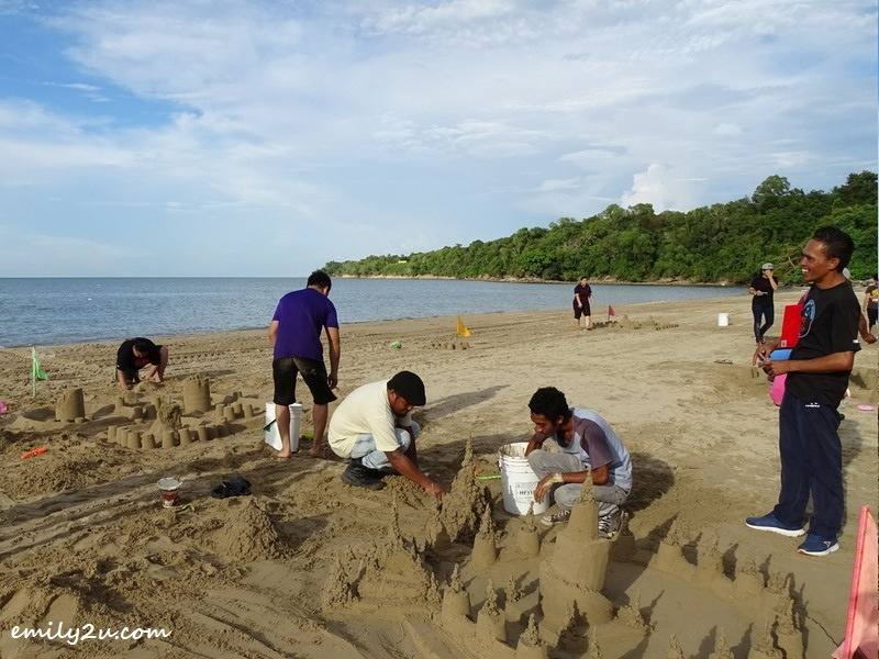 12. sand castle competition