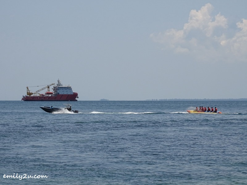 12. banana boat activity