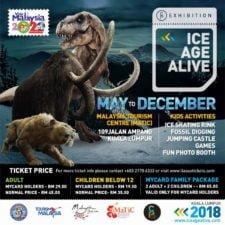 13 Ice Age Alive