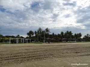 13 Palm Beach Resort and Spa Labuan