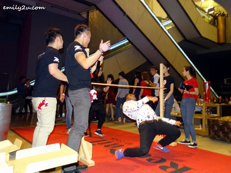 13. limbo rock is one of the highlights of RedTail Bar by Zouk
