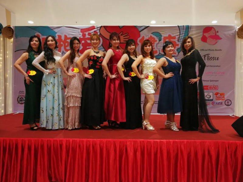 17. Mama beauty pageant