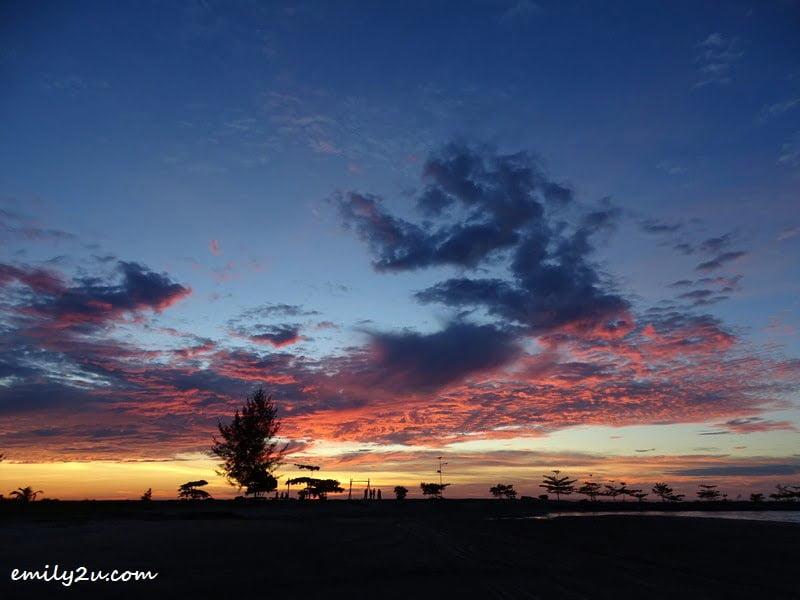 19. sunset