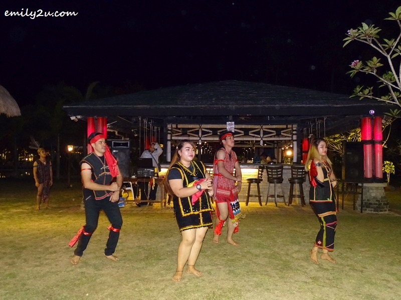 20. traditional dance to entertain guests