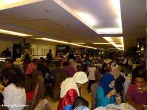 3 Kinta Riverfront Hotel Ramadan CSR