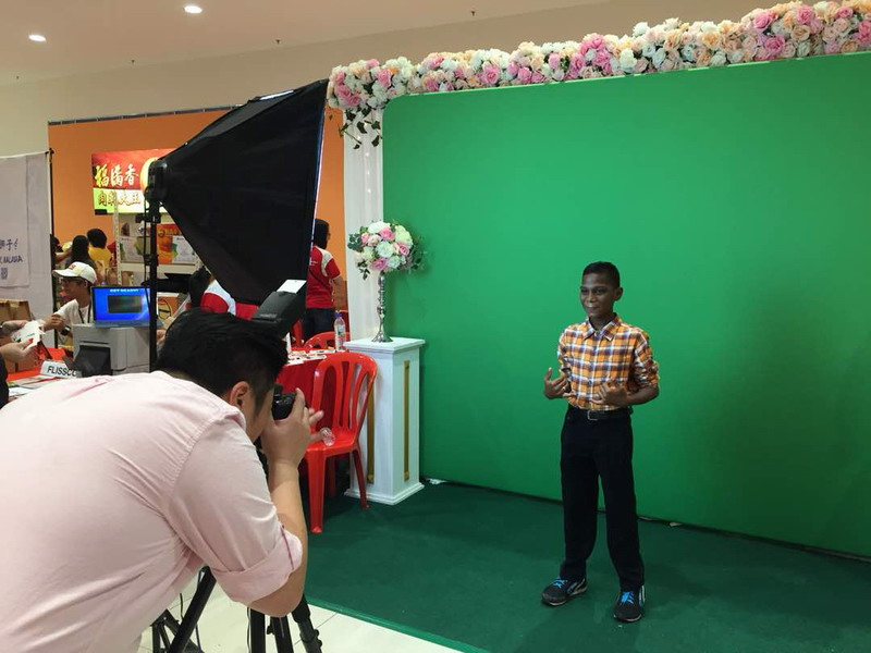3. official photo booth, Flissco - Ipoh first photo booth services