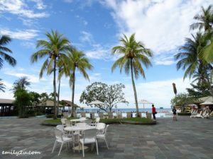 3 Palm Beach Resort and Spa Labuan