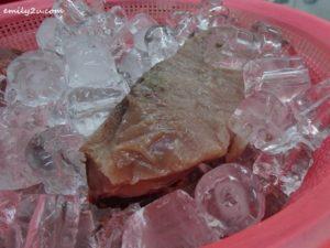 3 satay tuna Labuan