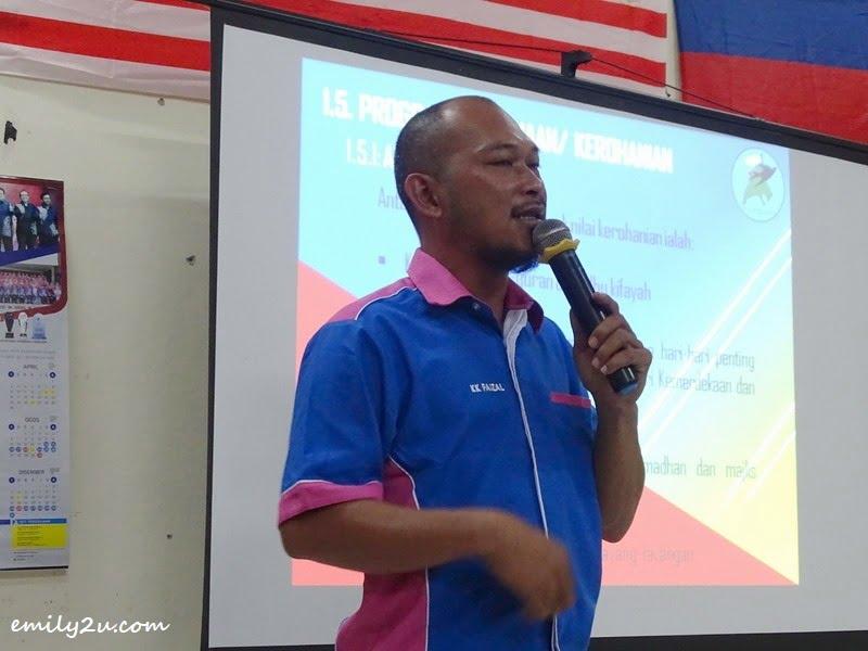 4. Ketua Kampung En. Faizal Bin Hj. Lakat