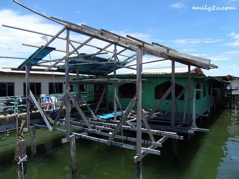 4. this is the method to construct a house on water