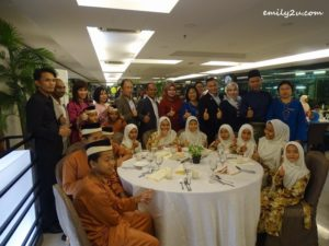 4 Kinta Riverfront Hotel Ramadan CSR