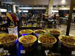 4 Ramadan Buffet Rajawali Coffee House