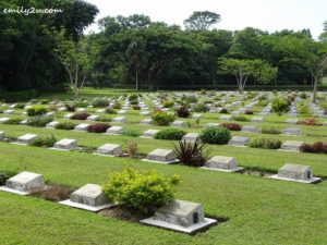 6 Labuan War Cemetery