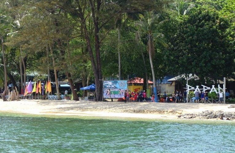 Pulau Papan, Labuan