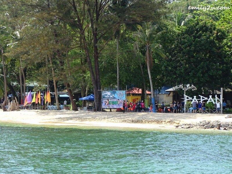 6. Pulau Papan