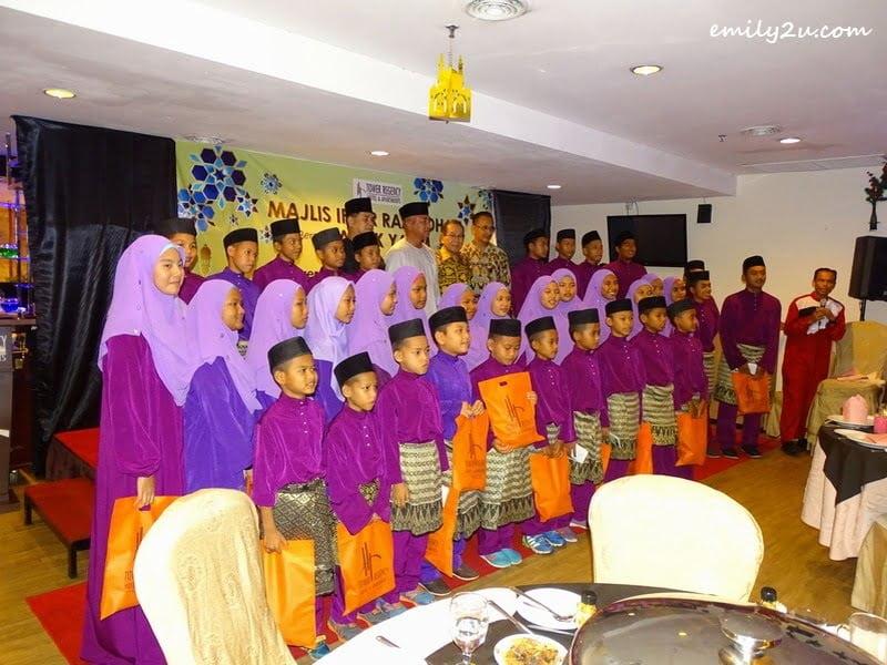 6. children from Rumah Anak Yatim Budi Mulia Nurul Huda, Chemor