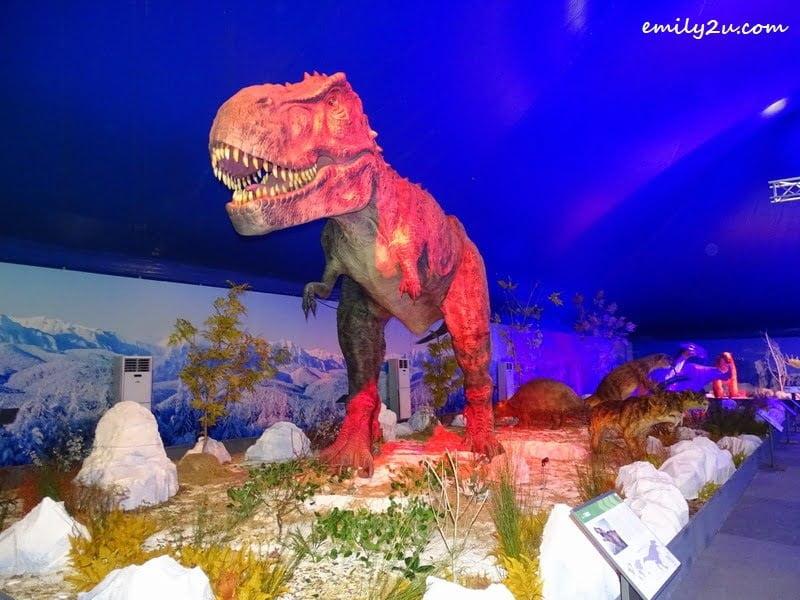 7. T-Rex