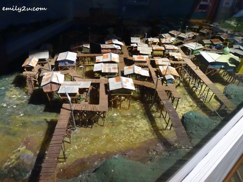7. the water village diorama