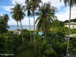 8 Palm Beach Resort and Spa Labuan