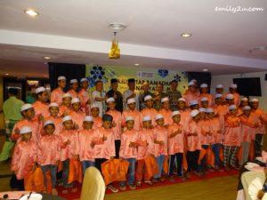 8 Tower Regency Ramadan CSR