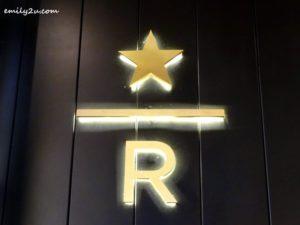9 Starbucks Reserve