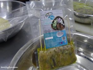 9 satay tuna Labuan