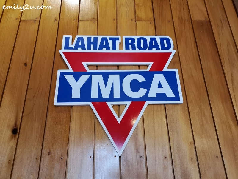 1. Lahat Road YMCA signage