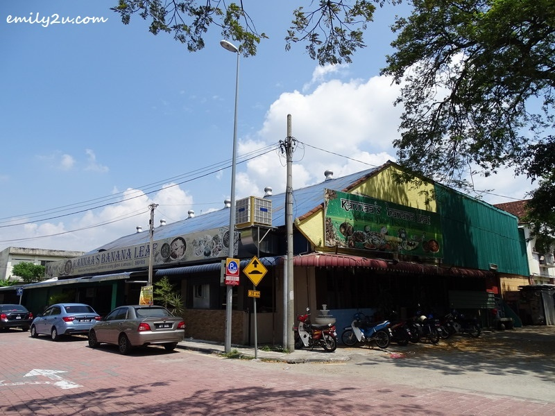 1. Kannaa's Banana Leaf Restaurant, Ipoh