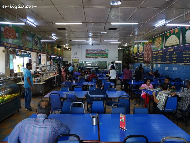 14. Kannaa's Banana Leaf Restaurant, Ipoh