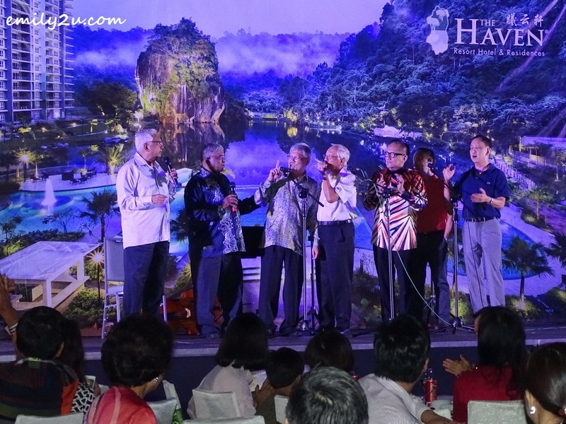 17. decades of friendship among the Raffles Hall