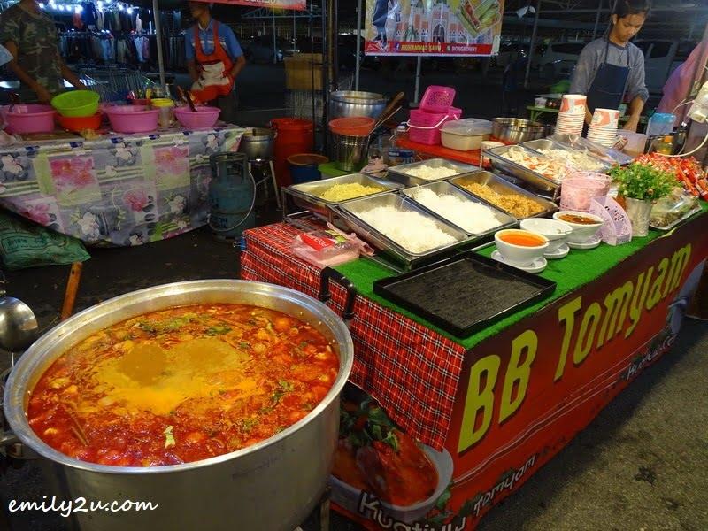 2. Thai tomyum