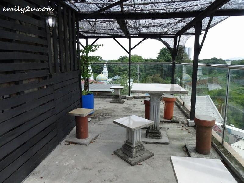 24. rooftop garden