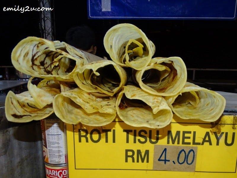 5. roti tisu Melayu